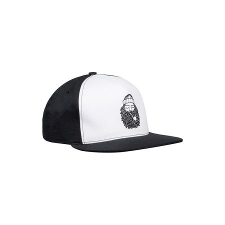 casquette SMOKING PIPE noir