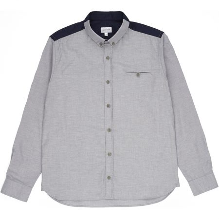 chemise ENERA bleue