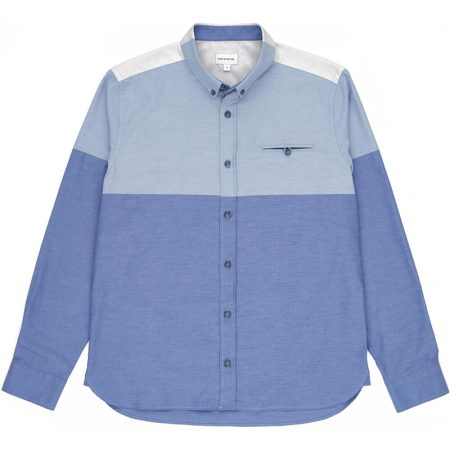 chemise ARANTXA bleue
