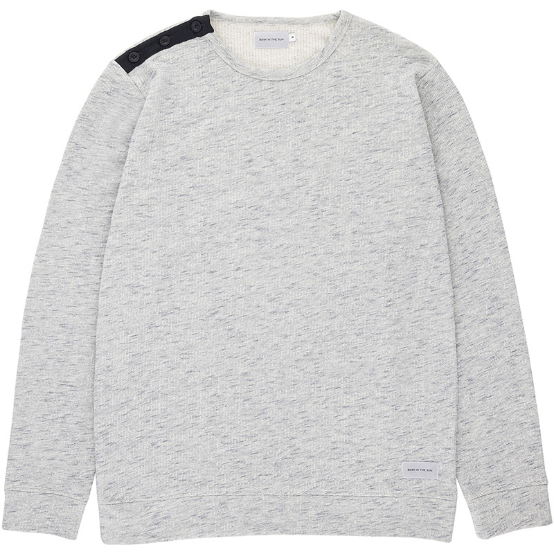 Sweat jaizkibel gris - Bask in the Sun num 0