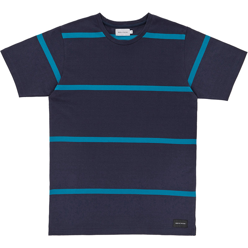 Tee mousse bleu - Bask in the Sun num 0