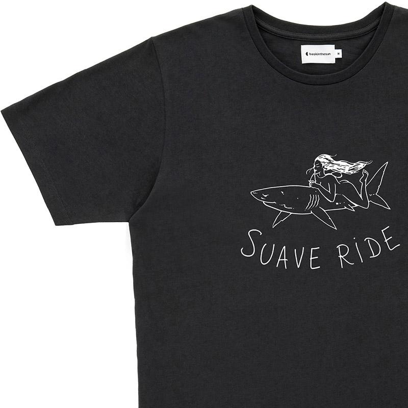 Tee suave ride noir - Bask in the Sun num 2