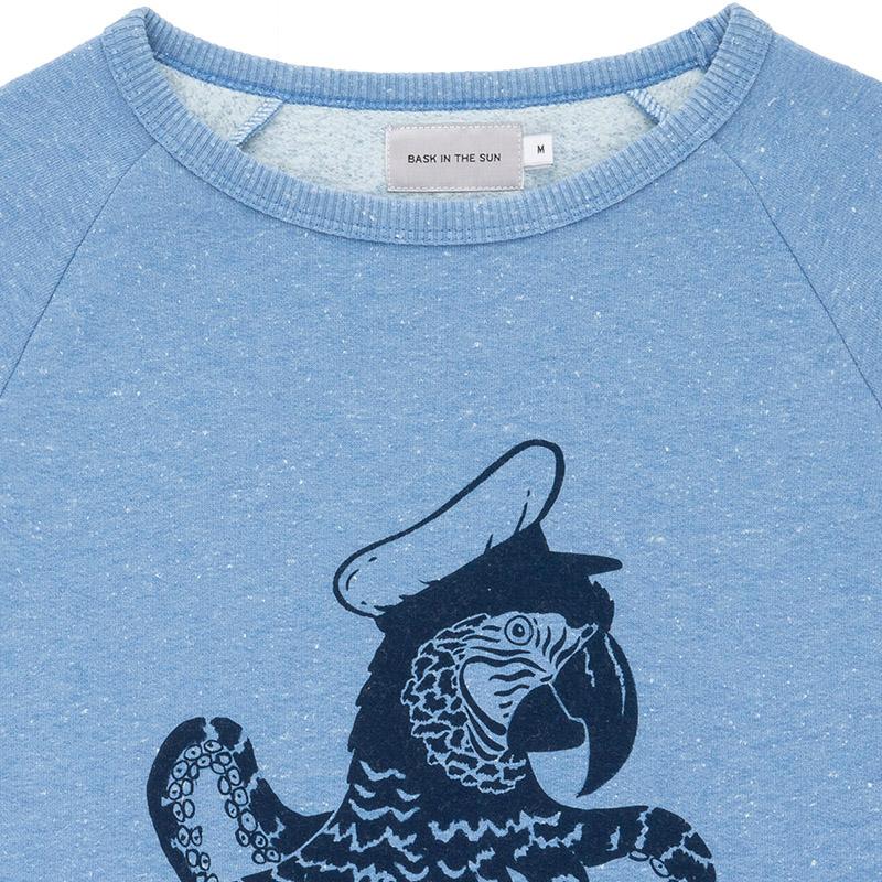 Sweat poulpy bleu - Bask in the Sun num 1